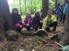 Škola v přírodě - den plný her, hurá na výlet
