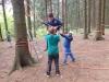 Škola v přírodě - sportování a velké slovanské klání