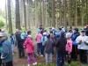 První pozdravy ze školy v přírodě