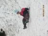 Jak Berušky a Tygříci užili první a nejspíš i poslední sněhové nadílky