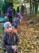 práce na zahradě MŠ