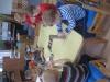 Vyrábění děšťových holí