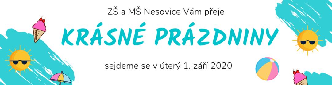 Základní škola a mateřská škola Nesovice, příspěvková organizace
